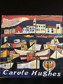 Coffee Table Book of Caroles paintings